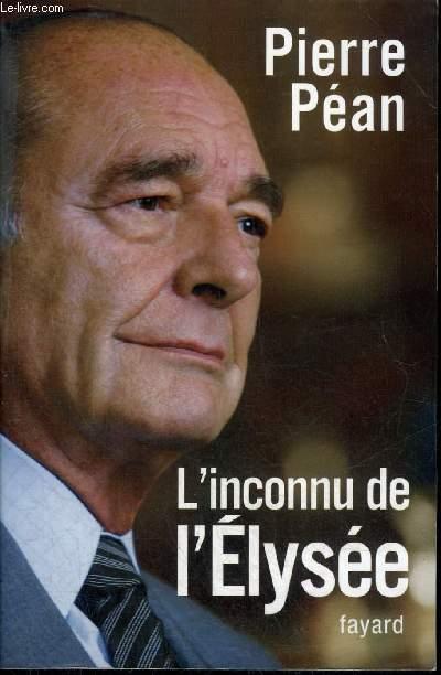 L'INCONNU DE L'ELYSEE.
