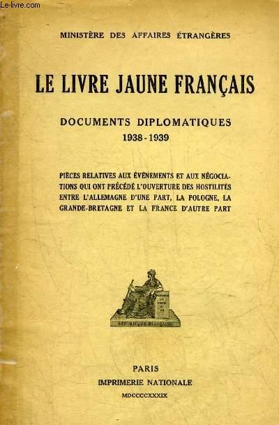 LE LIVRE JAUNE FRANCAIS DOCUMENTS PHILOMATIQUES 1938-1939 .