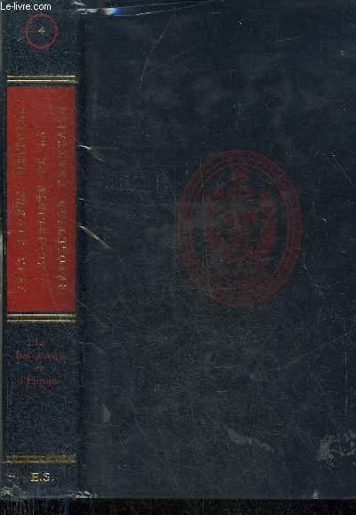 HISTOIRE SOCIALISTE DE LA REVOLUTION FRANCAISE - EDITION REVUE ET ANNOTEE PAR ALBERT SOBOUL.