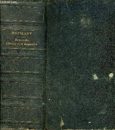 DICTIONNAIRE UNIVERSEL D'HISTOIRE ET DE GEOGRAPHIE - 4EME EDITION.