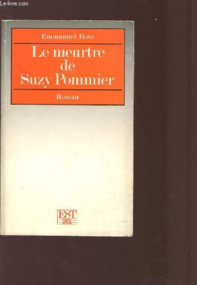 LE MEURTRE DE SUSY POMMIER - Collection
