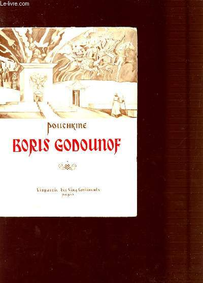 BORIS GODOUNOF