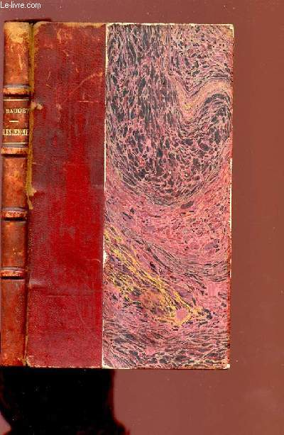 L'ARLESIENNE - Pièce en 3 actes et 5 tableaux.