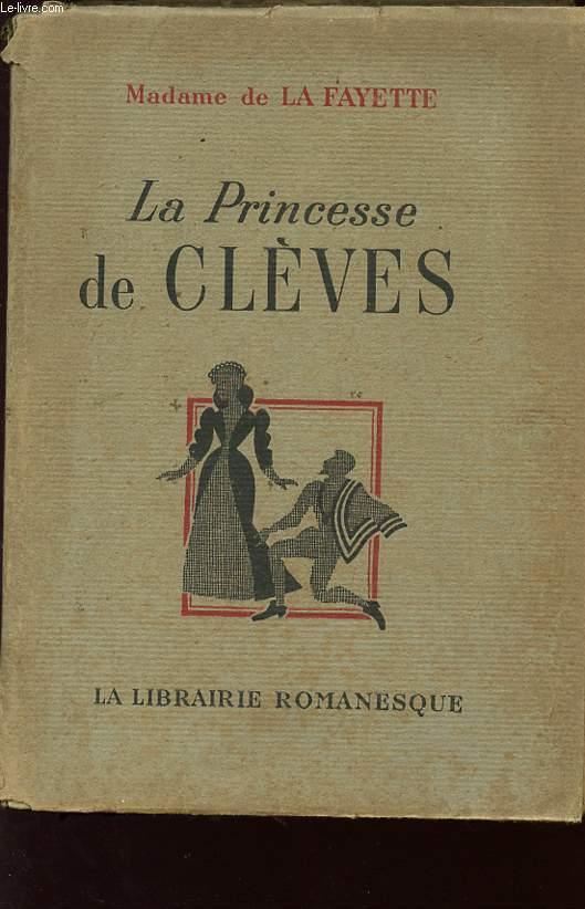LE PRINCESSE DE CLEVES.