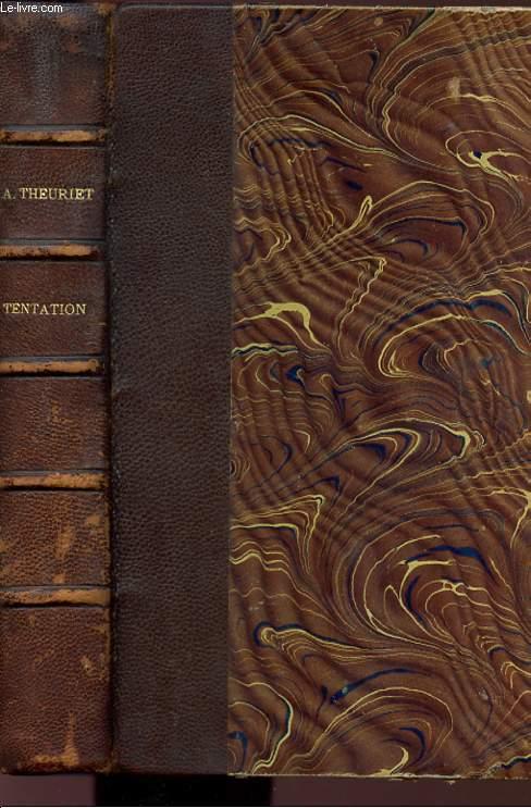 TENTATION - CONTES FORESTIERS - LE MALPERTUIS/VIGILE DE NOËL/ROSE MYSTICA/POMMES SAUVAGES/PREMIER AMOUR/SOEUR ODILE/LA MANCIENNE ETC...