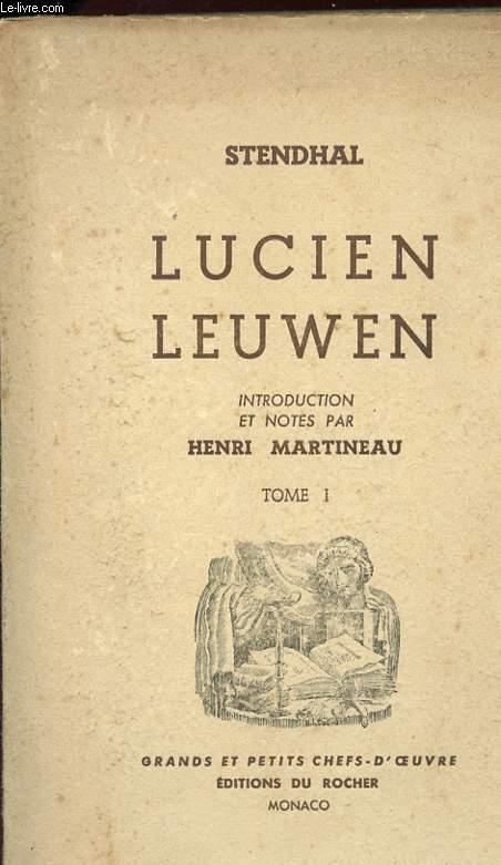 LUCIEN LEUWEN - TOME I - Collection