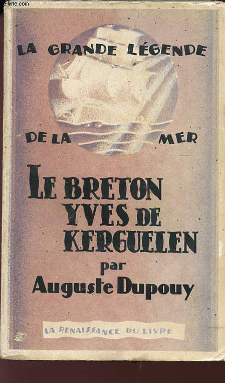 LE BRETON YVES DE KERGUELEN - Collection