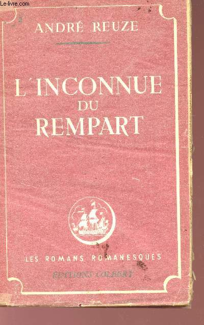 L'INCONNUE DU REMPART - Collection