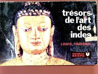 TRESORS DE L'ART DES INDES.