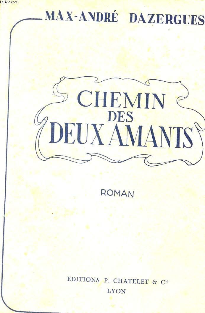 CHEMIN DES DEUX AMANTS.