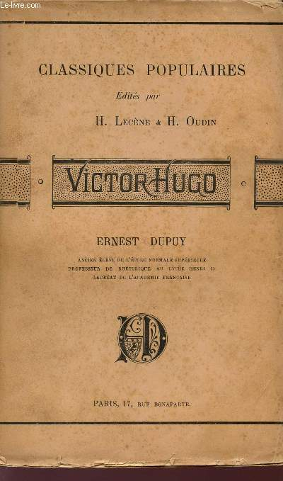 VICTOR HUGO - COLLECTION