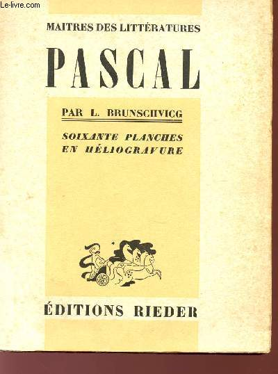 PASCAL - COLLECTION