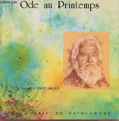 ODE AU PRINTEMPS - COLLECTION