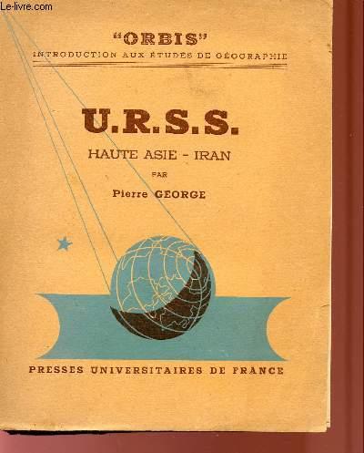 U.R.S.S. - HAUTE ASIE - IRAN - COLLECTION