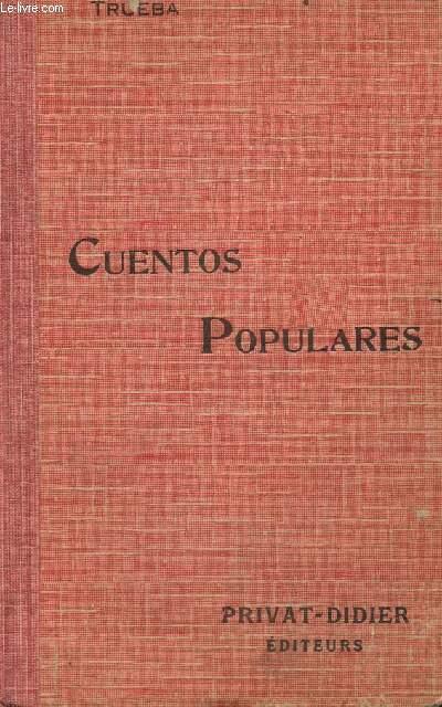 CUENTOS POPULARES - COLLECTION PRIVAT - CLASSIQUES ESPAGNOLS.