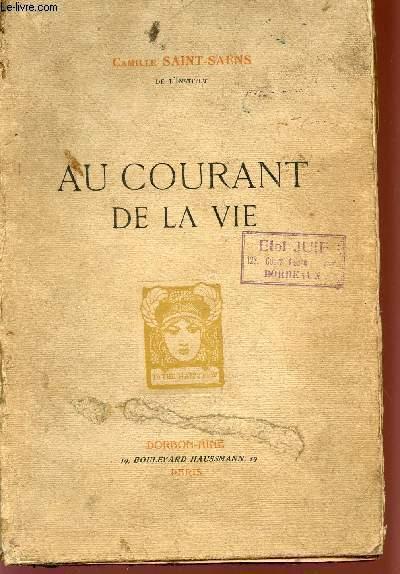 AU COURANT DE LA VIE - COLLECTION