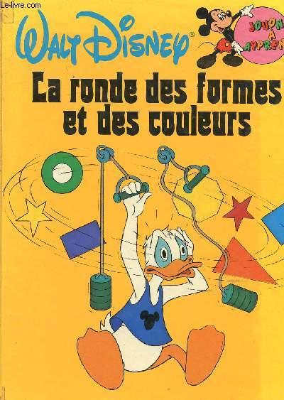 LA RONDE DES FORMES ET DES COULEURS - COLLECTION