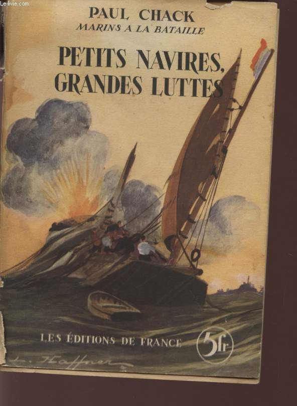 PETITS NAVIRES, GRANDES LUTTES - COLLECTION