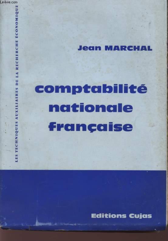 COMPTAILITE NATIONALE  FRANCAISE - LES TECHNIQUES AUXILIAIRES DE LA RECHERCHE ECONOMIQUE.