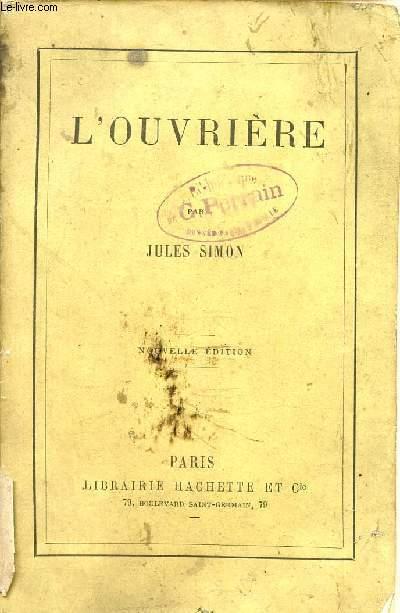 L'OUVRIERE / HUITIEME EDITION.