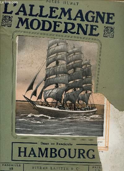 L'ALLEMAGNE MODERNE - FASCICULE N° 18 - HAMBOURG.