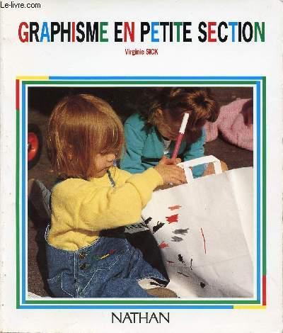 GRAPHISME EN PETITE SECTION.