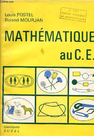 MATHEMATIQUE AU C.E..