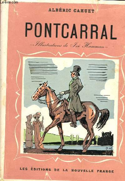 PONTCARRAL / COLLECTION LA VIE EXALTANTE.