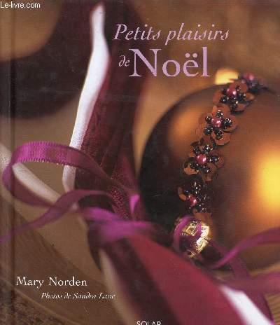 PETITS PLAISIRS DE NOEL.