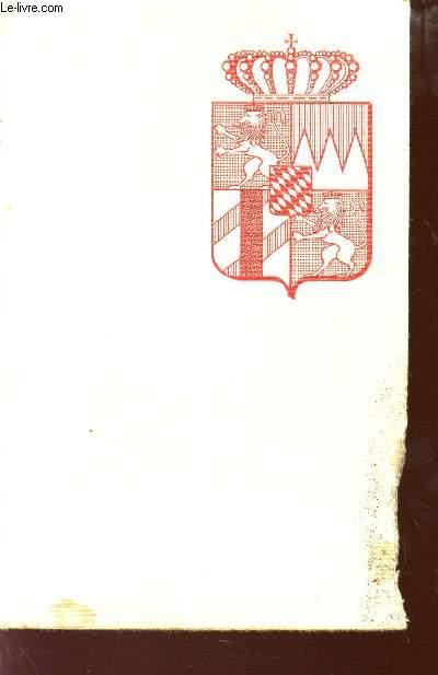 LES ROIS FOUS DE BAVIERE / COLLECTION