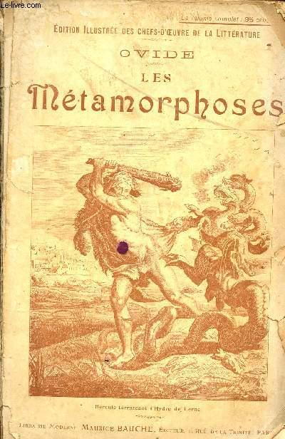 OEUVRES COMPLETES / VOLUME II : LES METAMORPHOSES / EIDTION ILLUSTREE DES CHEFS-D'OEUVRES DE LA LITTERATURE.