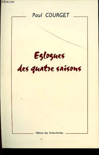 EGLOGUES DES QUATRE SAISONS.