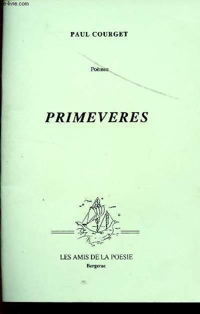 PRIMEVERES.