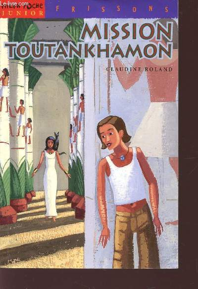 MISSION TOUTANKHAMON / COLLECTION