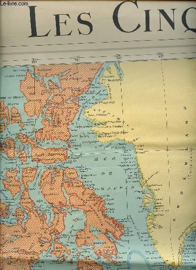 Planisphere Comprenant Territoires Doutre Mer Chemins De Fer Les Cinq Parties Du Monde Cartes Taride Reference N162