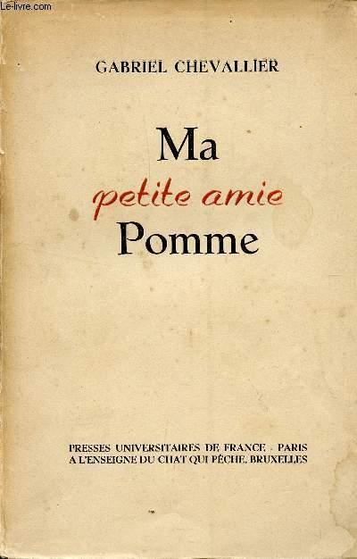MA PETITE AMIE POMME.
