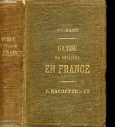 GUIDE DU VOYAGEUR EN FRANCE.