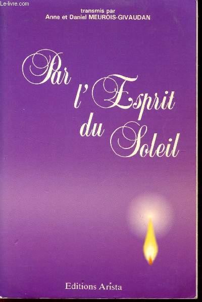 PAR L'ESPRIT DU SOLEIL.
