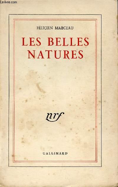 LES BELLES NATURES.