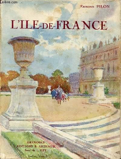 L'ILE DE FRANCE.