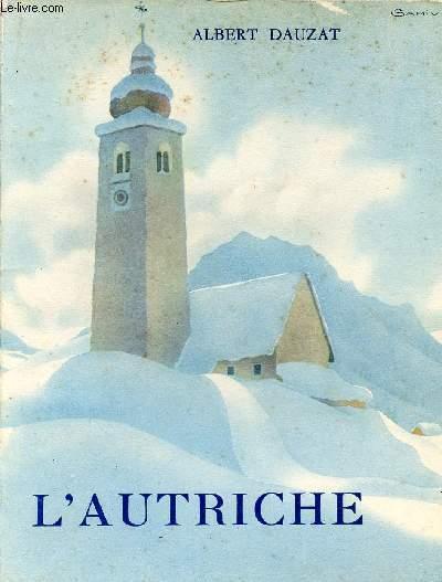 L'AUTRICHE.