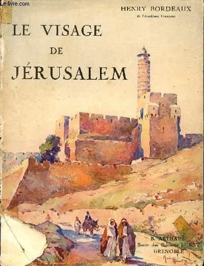 LE VISAGE DE JERUSALEM / COLLECTION