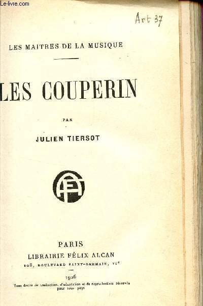 LES COUPERIN / COLLECTION