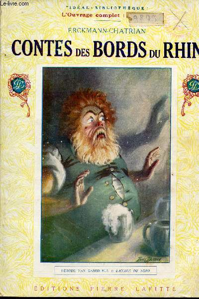 CONTES DES BORDS DU RHIN /