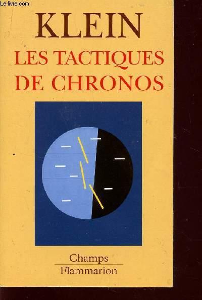 LES TACTIQUES DE CHRONOS.