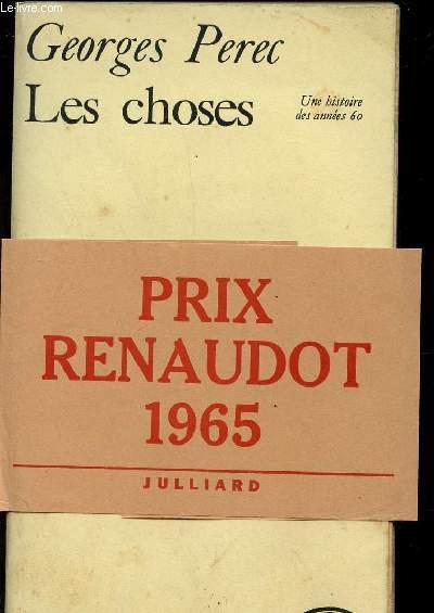 PEREC LES CHOSES PDF DOWNLOAD