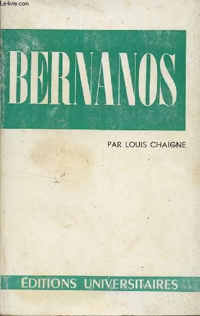 BERNANOS (GEORGES).