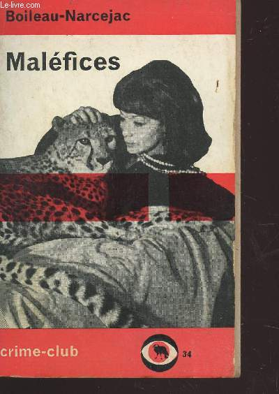 MALEFICES / COLLECTION CRIME CLUB.