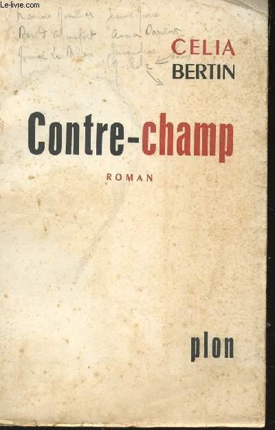 CONTRE-CHAMP.