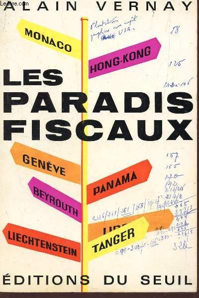 LES PARADIS FISCAUX.